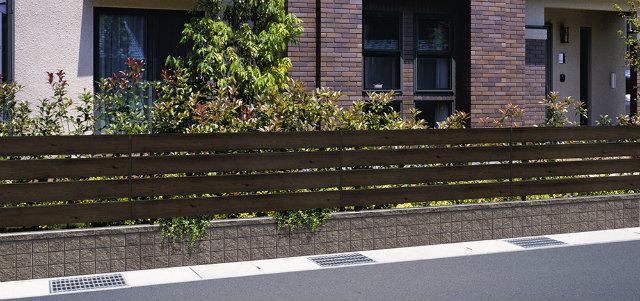 木調・形材フェンス